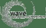 wave logo klack