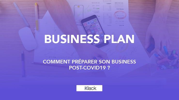 Comment préparer son business post-Covid-19 ?