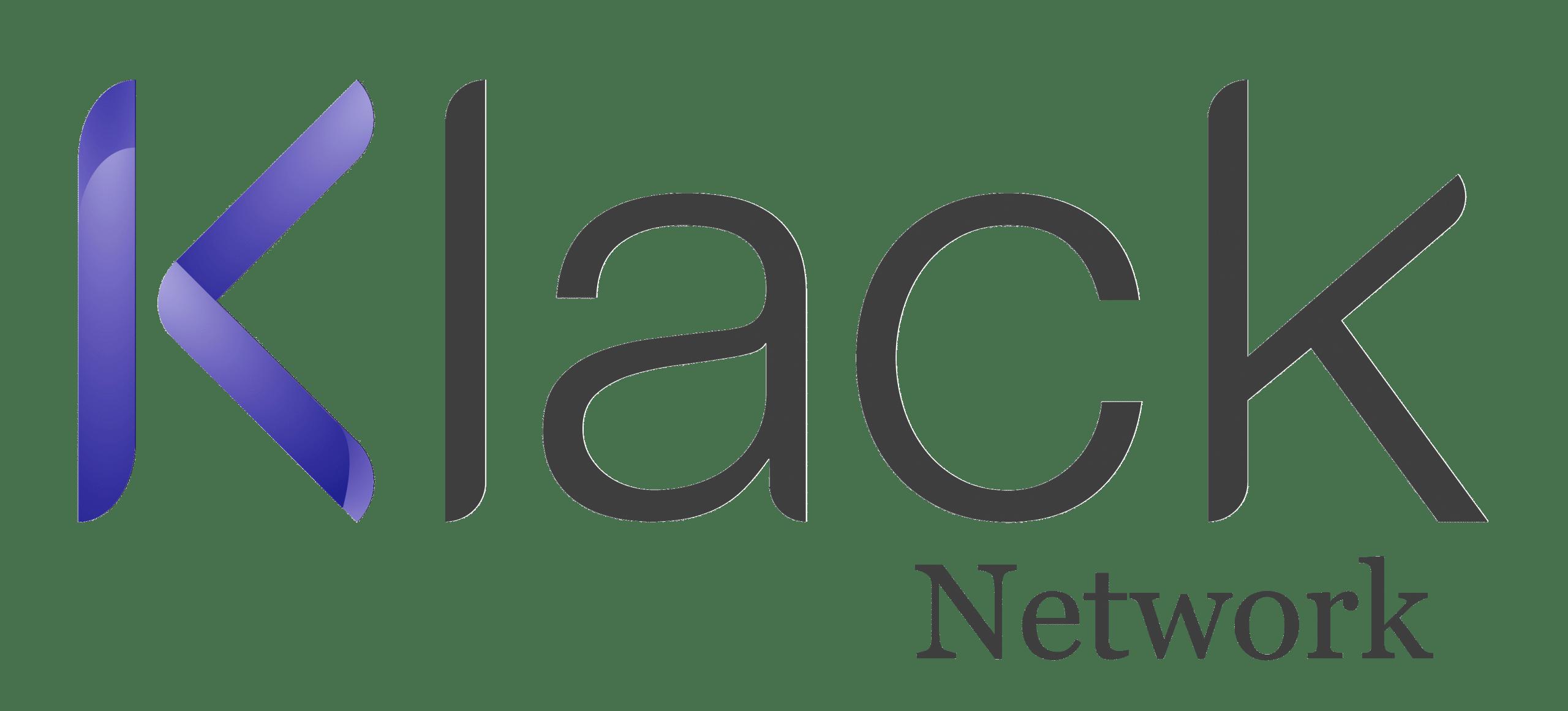 Klack Network Logo