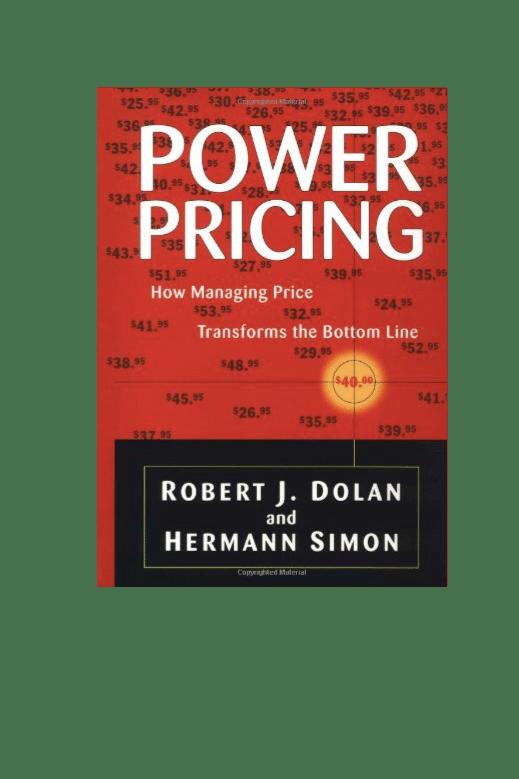 Découvrez notre liste des 5 meilleurs livres sur la stratégie de prix.