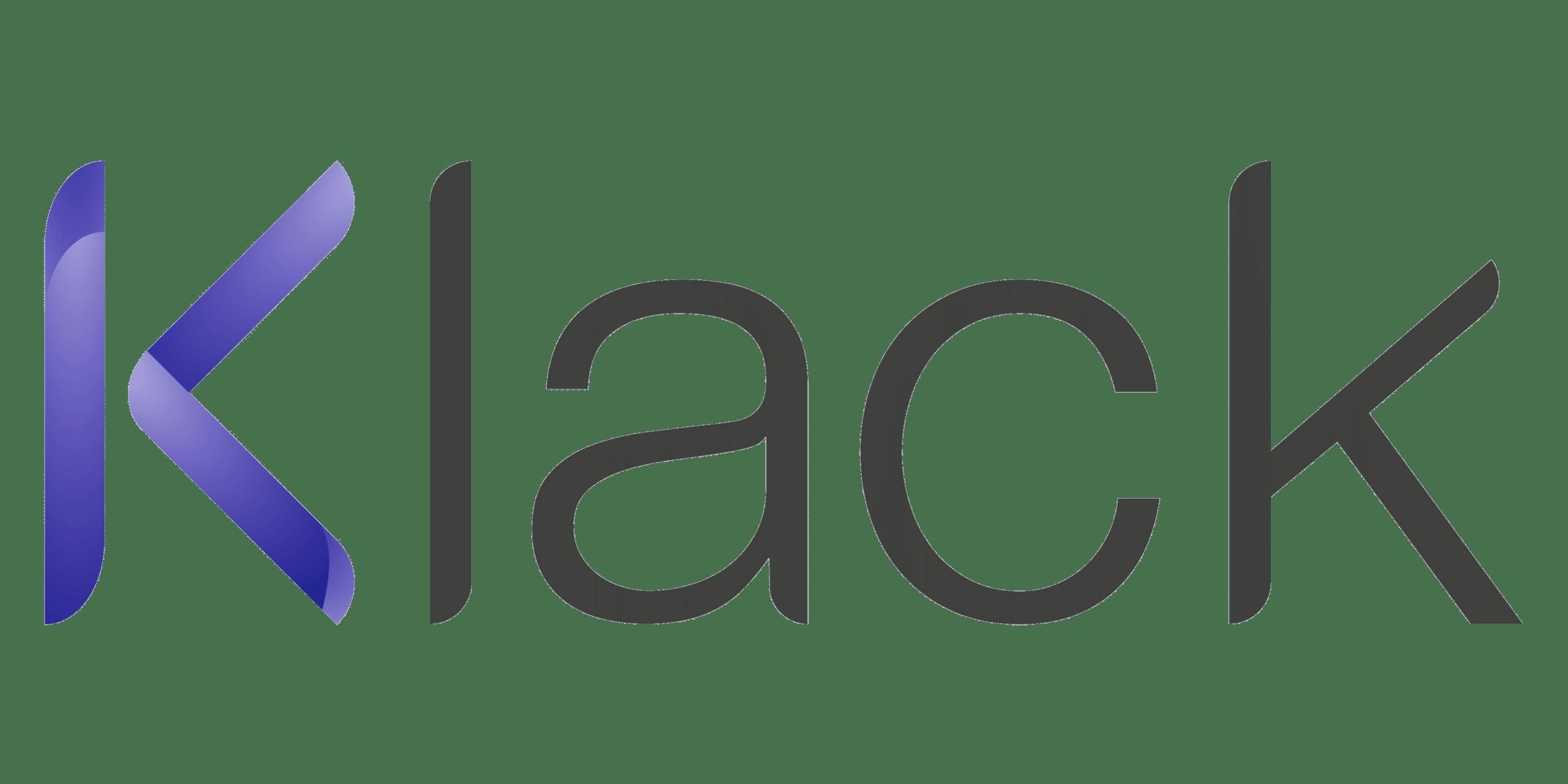 Logo Klack